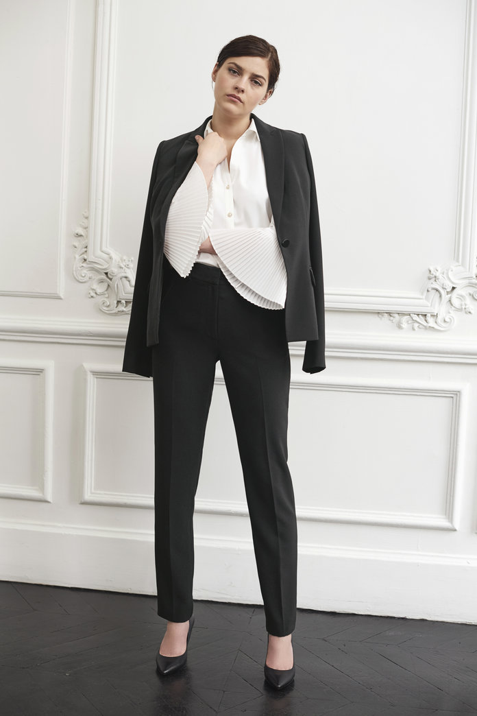 Karl Lagerfeld Paris Launches Chic Capsule for Tall Women