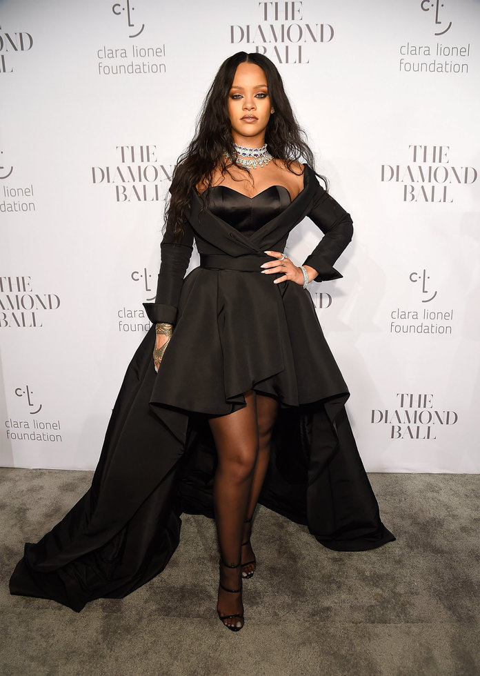 style file rihanna�s best red carpet looks ever instylecom