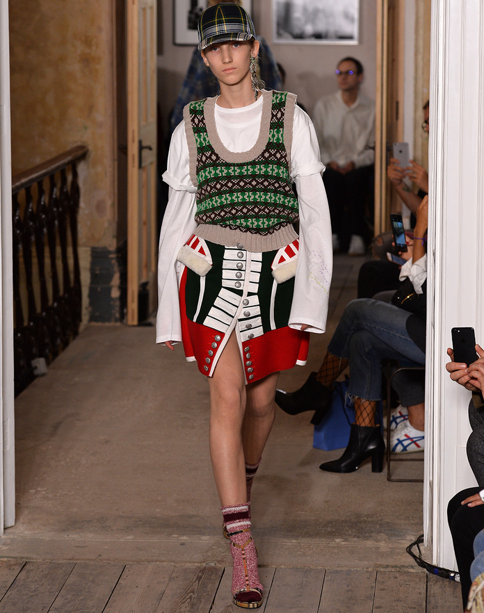 You Already Have This London Fashion Week Trend in Your Closet