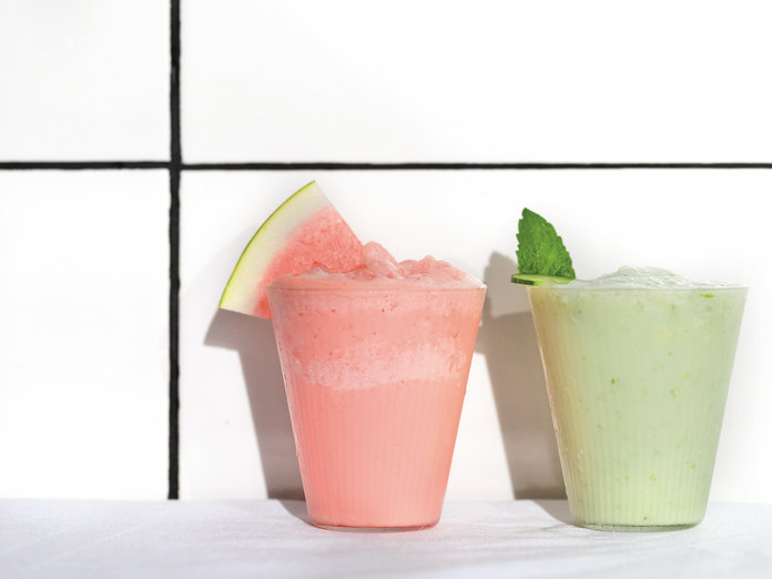Recipe - Watermelon-Lime–White Pepper Yogurt Drink - Lead