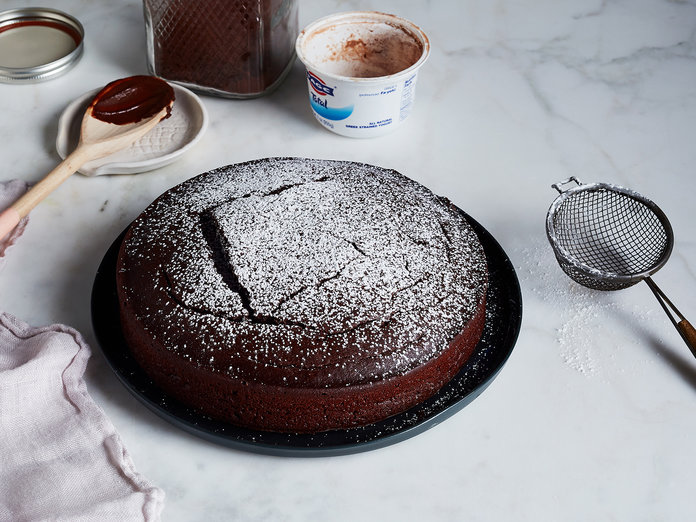 <p>Chocolate Cake - Lead</p>