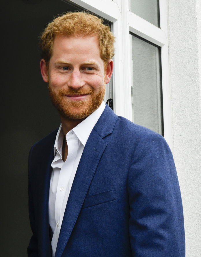 How Prince Harry Reacted to the Big Baby News