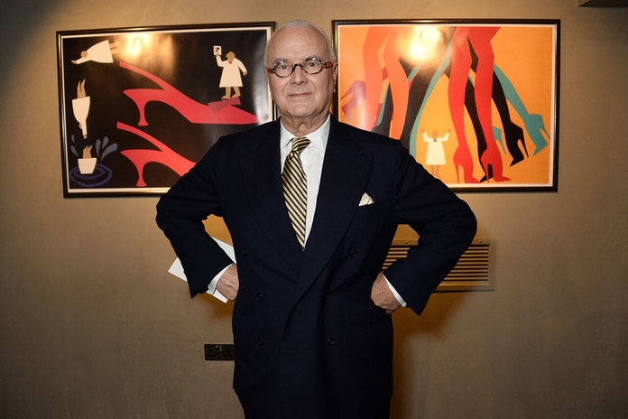 Manolo Blahnik's Film Premiere Was As ChicAs You'd Imagine And Filled With Amazing Shoes
