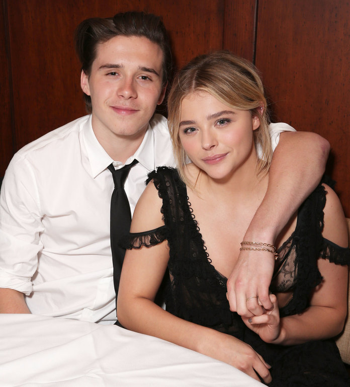 This Throwback of Chloë Grace Moretz and Brooklyn Beckham Is Their Cutest One Yet