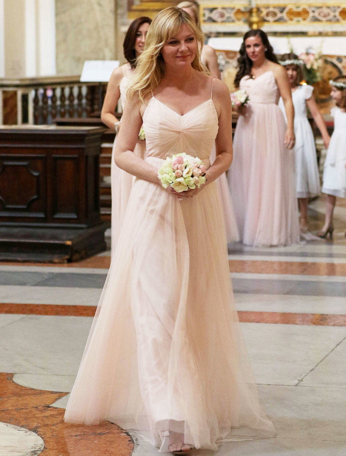 9ea364f6e06 Famous Celebrity Bridesmaids and Dresses