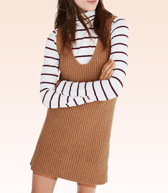 <p>Sweater Dress </p>
