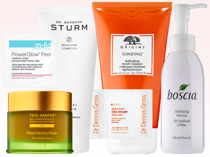8 Facial Exfoliators That Will Completely Transform Your Skin
