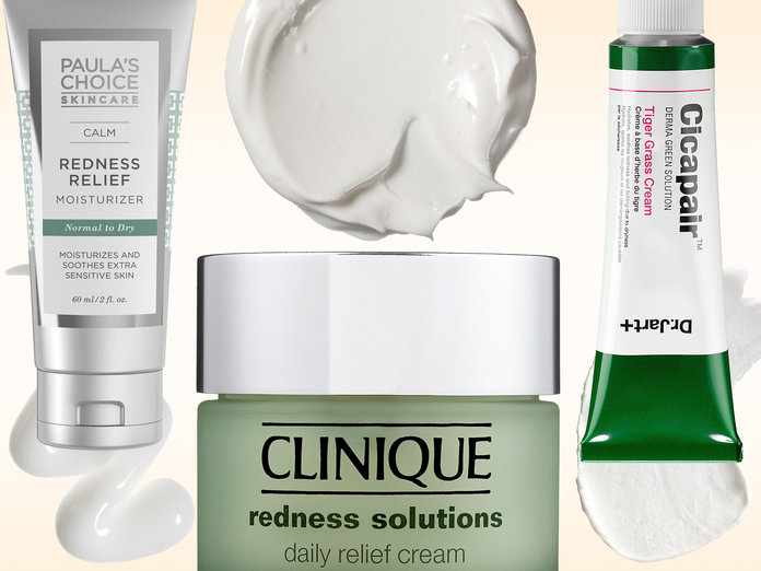 8 Moisturizers That'll Get Rid of Redness