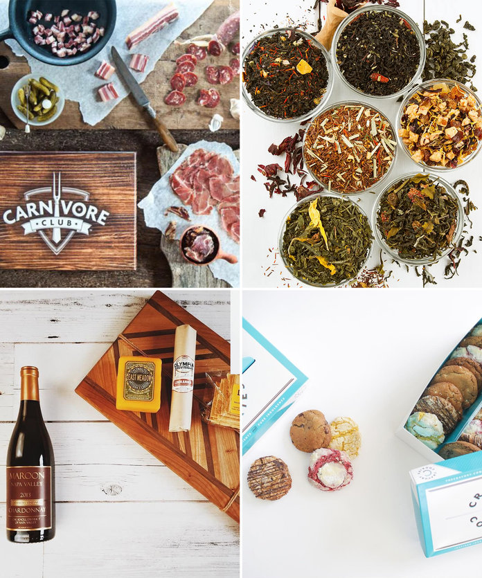 The 16 Best Food Subscription Boxes (That Make Awesome Last Minute Gifts)