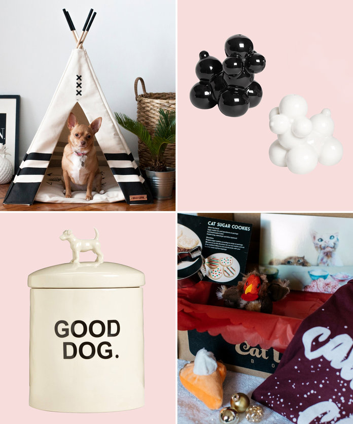 Holiday gifts for pet lovers instyle the best holiday gift ideas for pet lovers negle Images