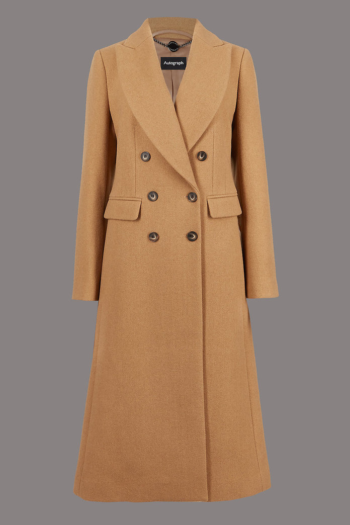 Camel Coats 20 To Take You From Cool To Chic Instyle Co Uk