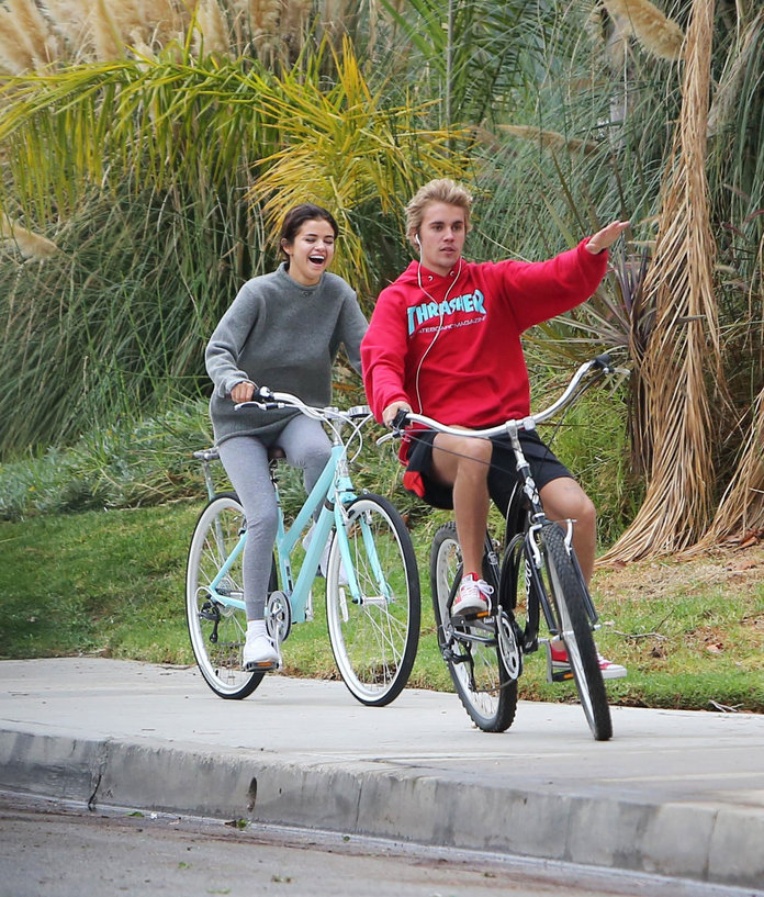 Justin Bieber and Selena Gomez's Maybe Reunion
