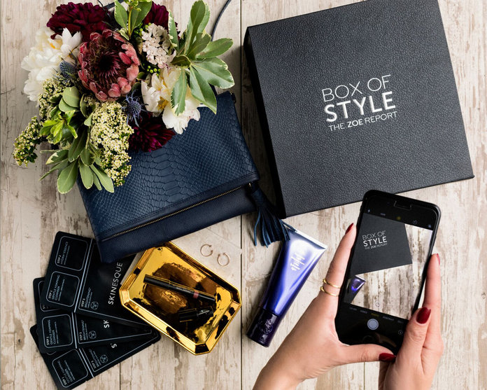 Box of Style: The Zoe Report