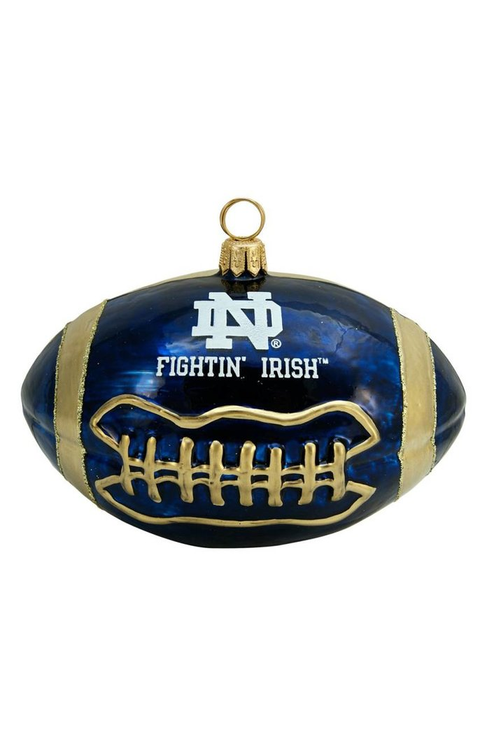 JOY TO THE WORLD COLLECTIBLES College Football' Ornament