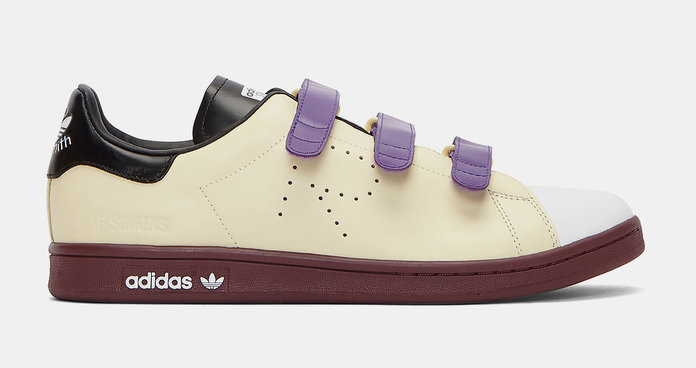 <p>ADIDAS BY RAF SIMONS Stan Smith Comfort Leather Sneakers</p>
