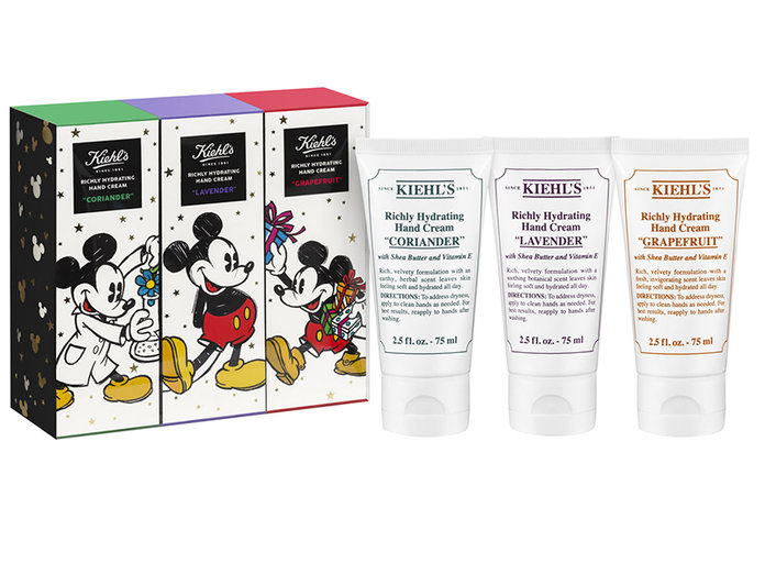 Disney x Kiehl's Collection For A Cause Scented Hand Cream Trio