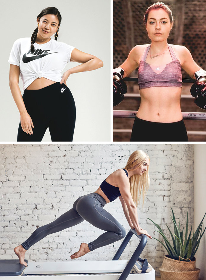 These Are Instagram's Best-Dressed Fitness Stars—Shop Their Closets