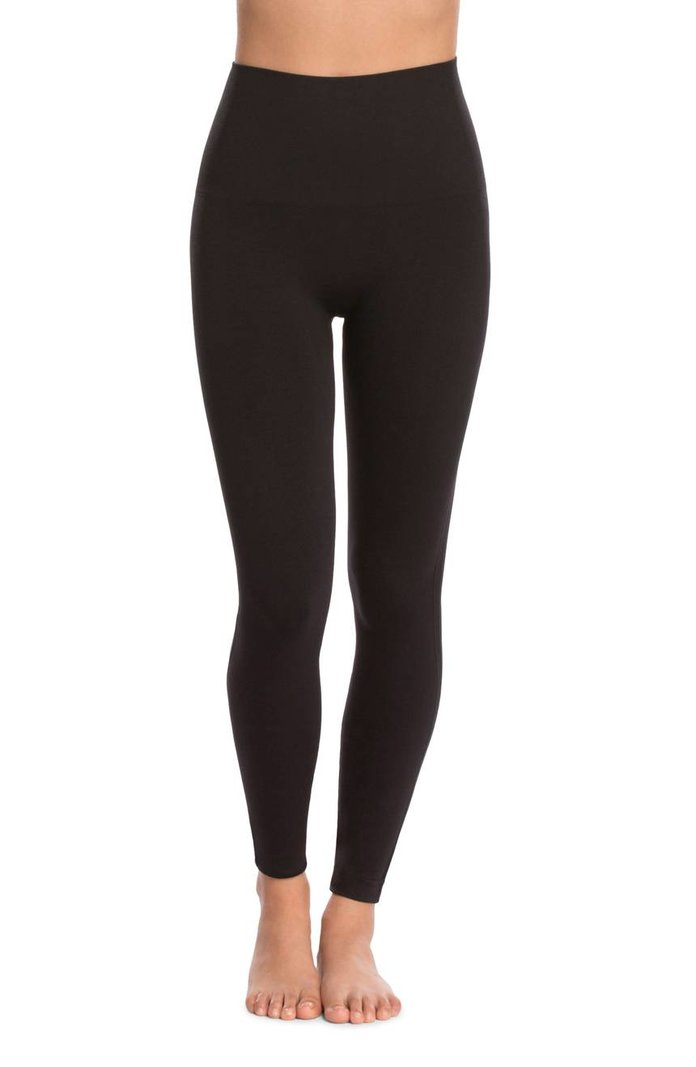<p>Spanx Look at Me Now Seamless Leggings</p>