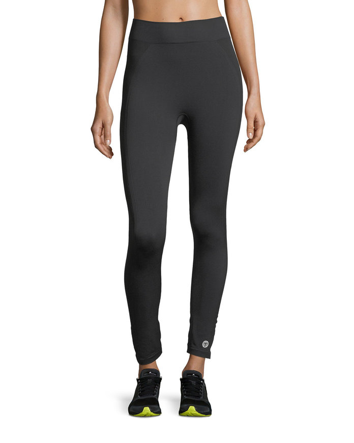 <p>Tory Sport Seamless Cropped Leggings</p>