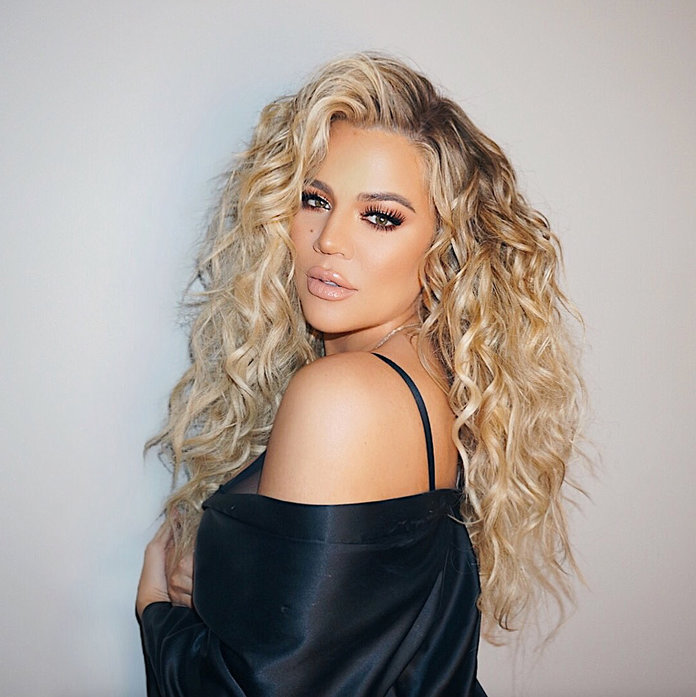 This Is Why Khlo Kardashians Hair Has Been Getting Curlier During