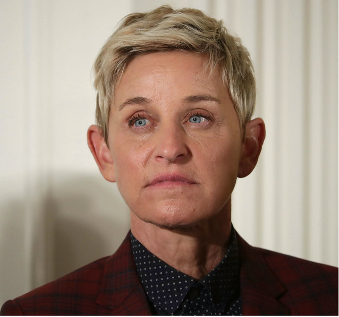 The Ellen DeGeneres Drama Has Escalated