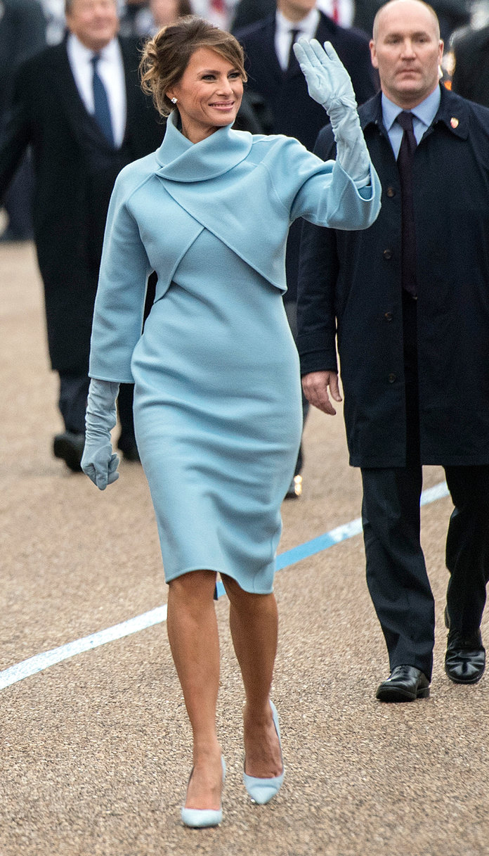 Melania Trump Fashion
