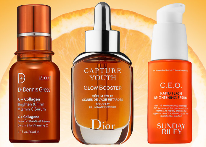 Vitamin C Serum Is Your Secret to Youthful-Looking Skin