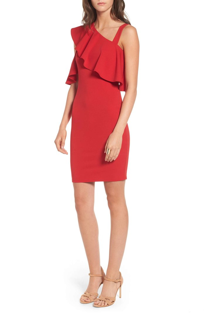 Nordstrom's Cocktail Dresses 2018