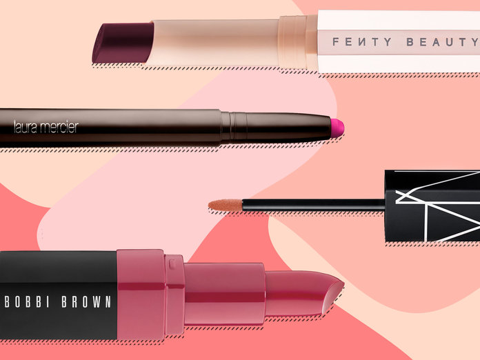 Kiss-Proof Lipsticks - Lead