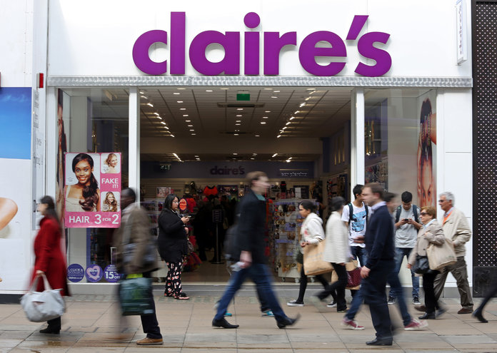 Mall Stores Are Dying - Why Claire's Says Its Bankruptcy Will Be Different