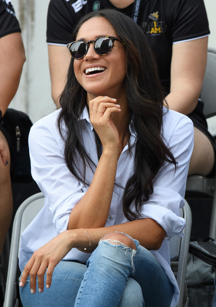 Meghan Markle's Favourite Sunglasses are Back in Stock