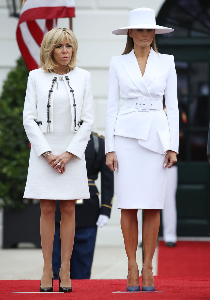 <p>Melania Hat Lead</p>