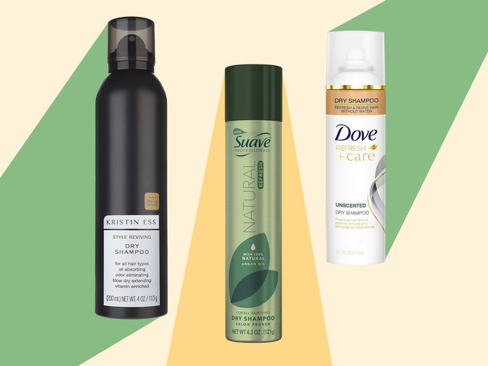 The Best Drugstore Dry Shampoos Instyle