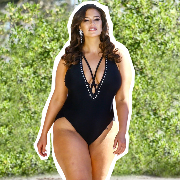 Ashley Graham Swimwear - Lead