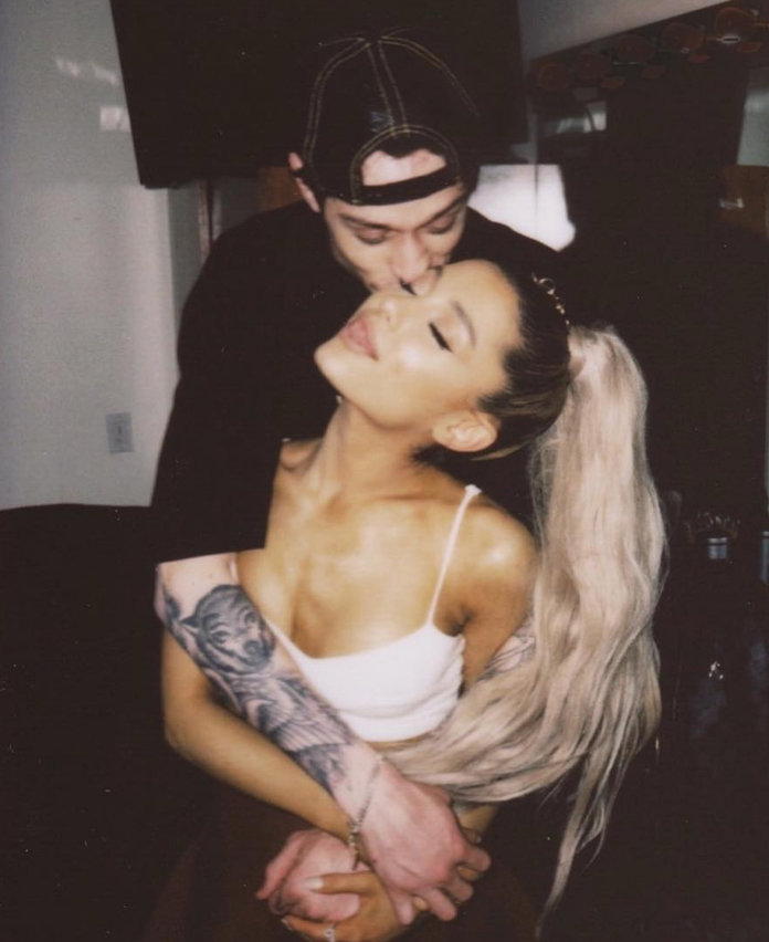 Ariana Grande and Pete Davidson married placeholder lead