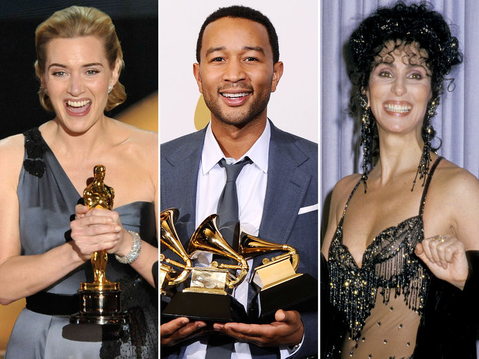 EGOT Celebrities - Lead