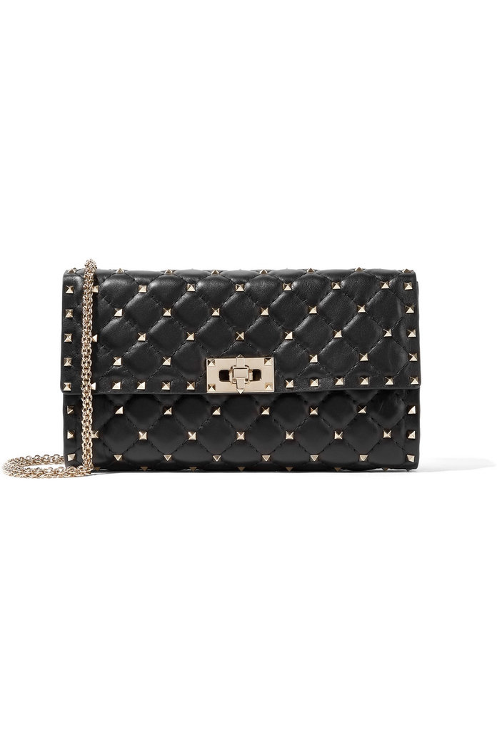 Valentino Garavani The Rockstud Spike Bag