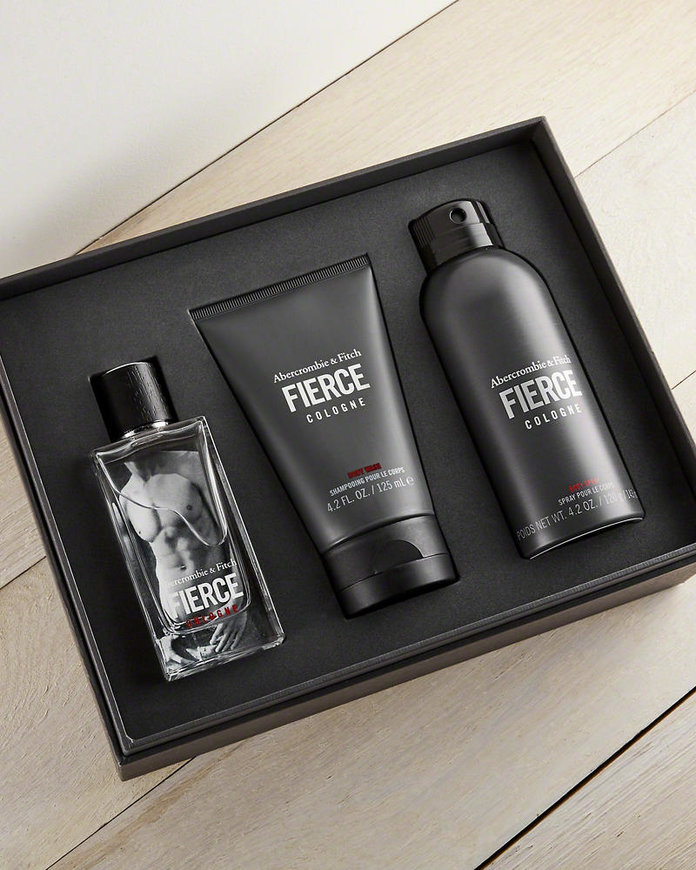 Abercrombie & Fitch Fierce Cologne Set