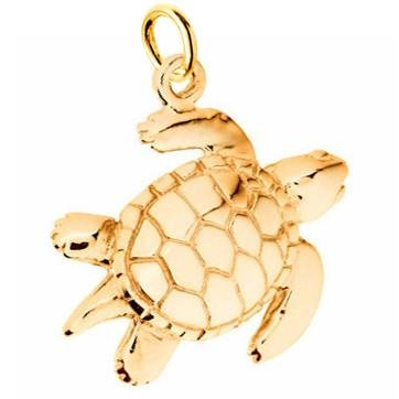 Altruette Sea Turtle Charm