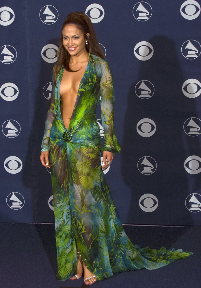 Jennifer Lopez Matched Her Thong to Her Pants, as One Does