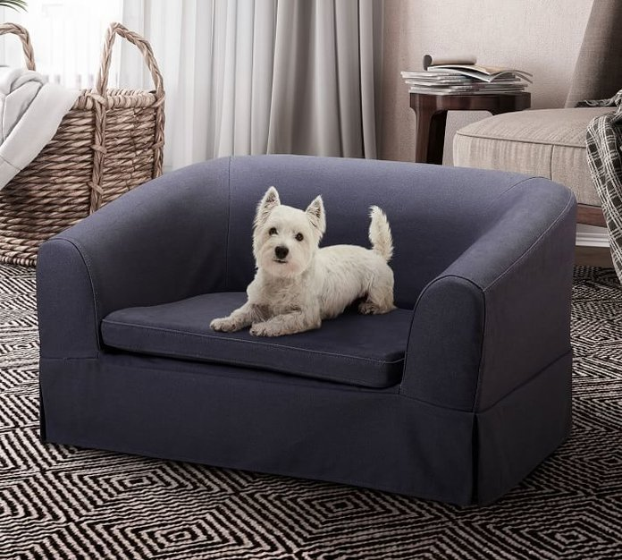Pottery Barn Pet Bed