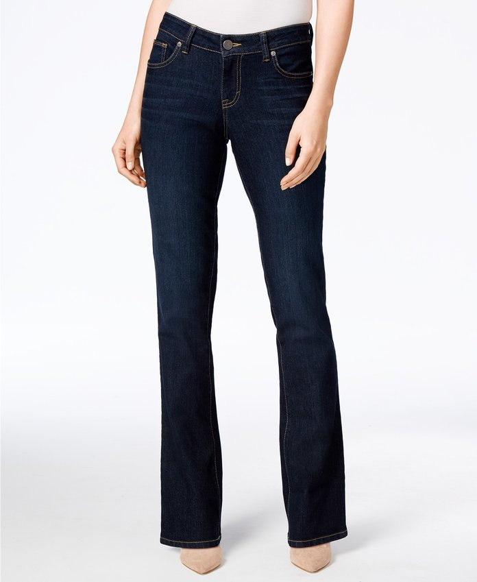 Style & Co.Curvy-Fit Bootcut Jeans