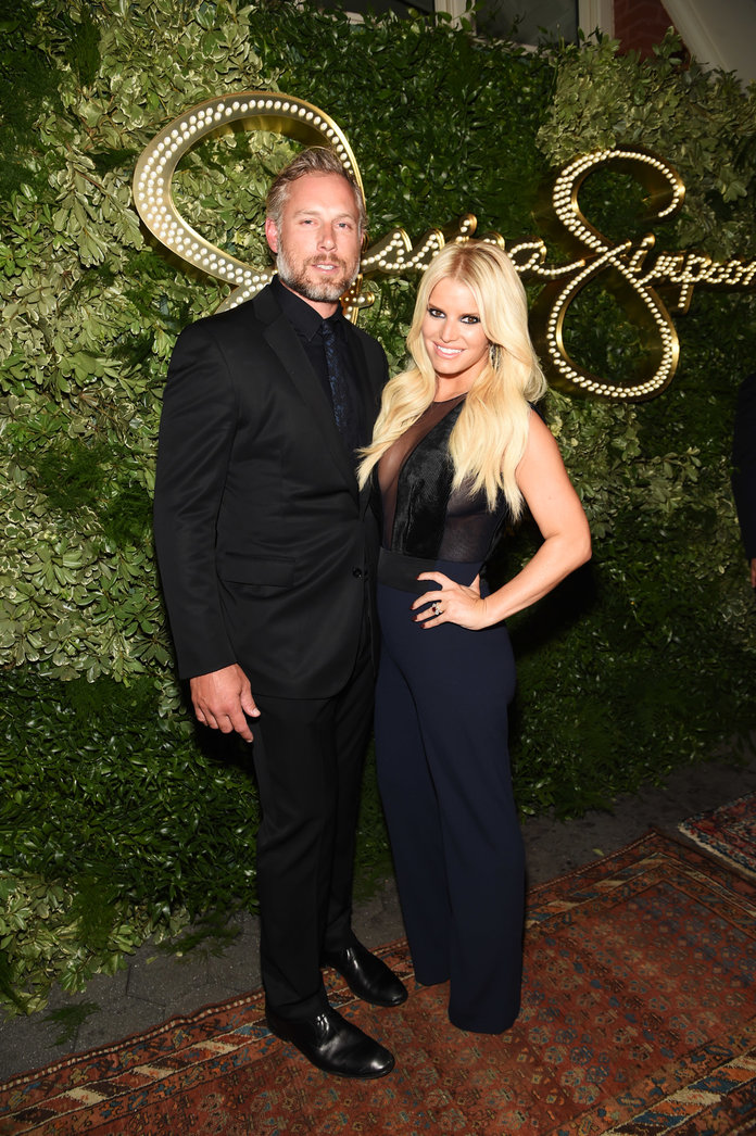 Jessica Simpson Celebrates The 10th Anniversary Of The Jessica Simpson Collection