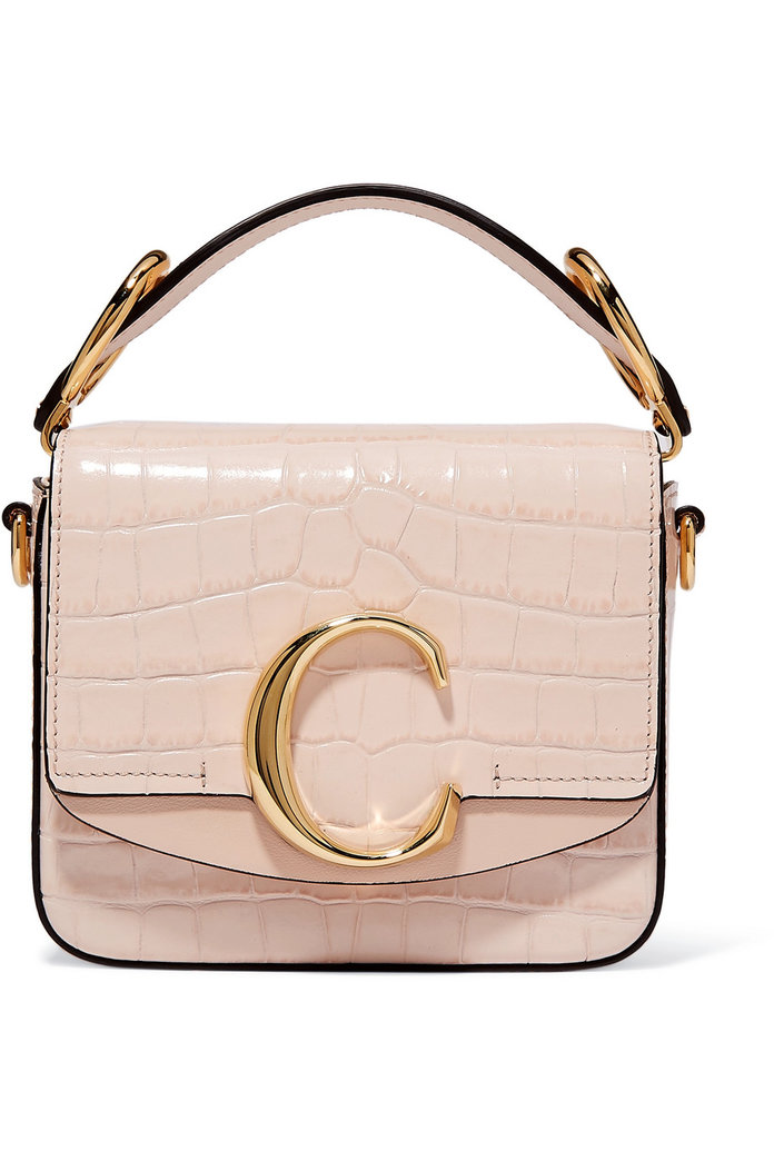 3bfc5c8d2 Best Splurge-Worthy Bag: Chloé C Mini Shoulder Bag