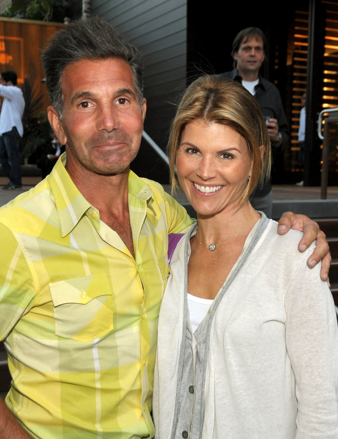 Lori Loughlin's Husband Reportedly Admitted to Working the System