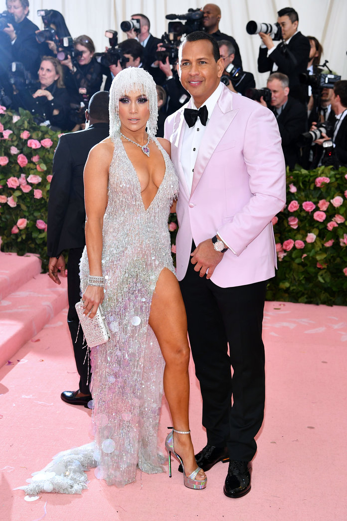 MET GALA COUPLES J Lo A Rod