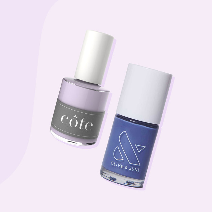 Summer Nail Polishes - Lead