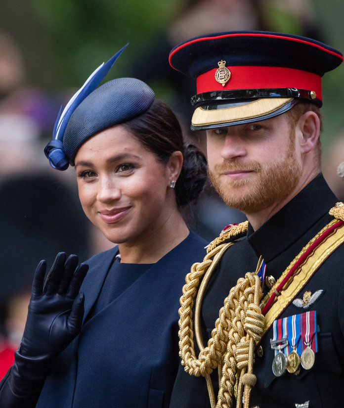 How Meghan Markle and Prince Harry's New Nanny Breaks Royal Tradition