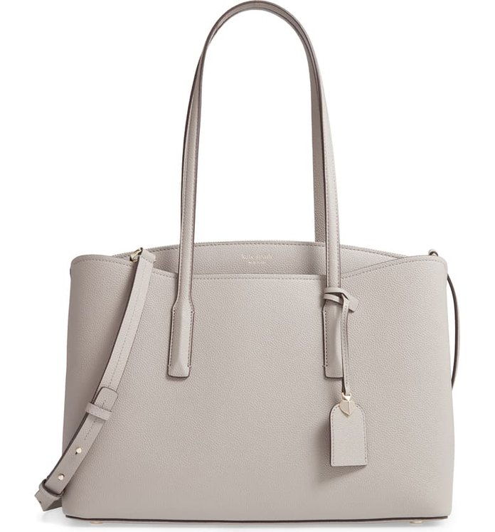 Kate Spade New York Marguax Leather Tote