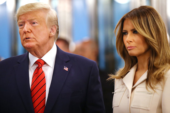 Why Is Melania Trump Heading to Wyoming?